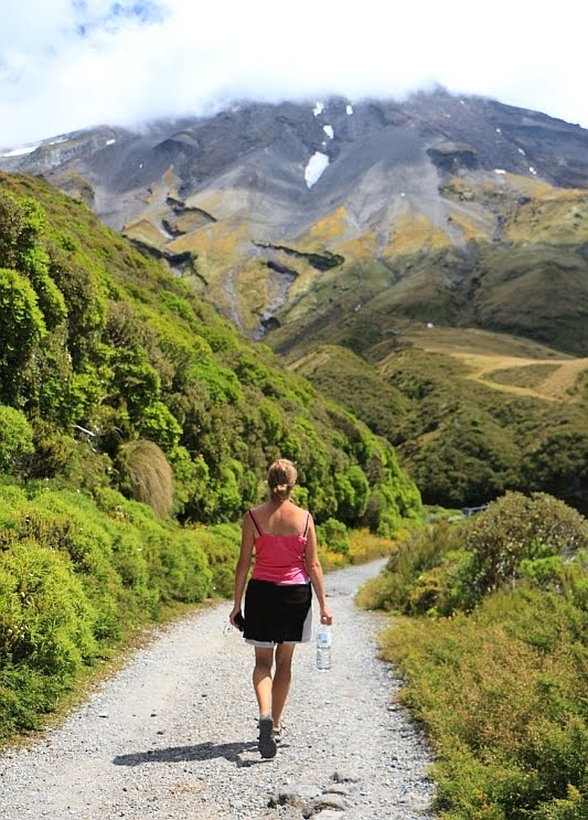 Mount Taranaki National Park