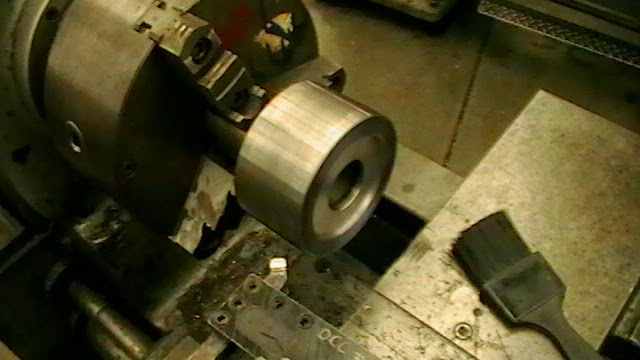 turning outer diameter