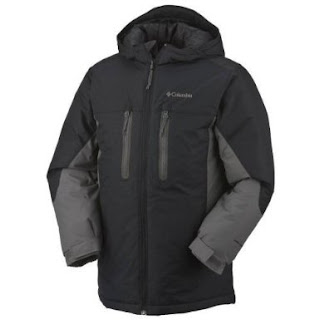 Columbia Vertical Side Jacket -Kids