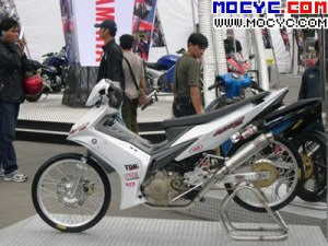 yamaha jupiter mx modifikasi jari-jari