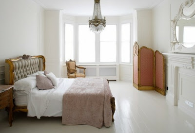 habitación estilo inglés