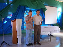 Reuniào de formação para coordenadores e lideres da pastoral