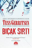 BIÇAK SIRTI, Tess Gerritsen