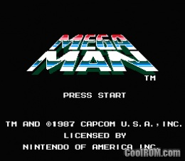 Download Game Mega Man for PC (Nintendo)