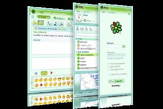 برنامج icq للجميع انواع المحادثات اخراصدار 2015