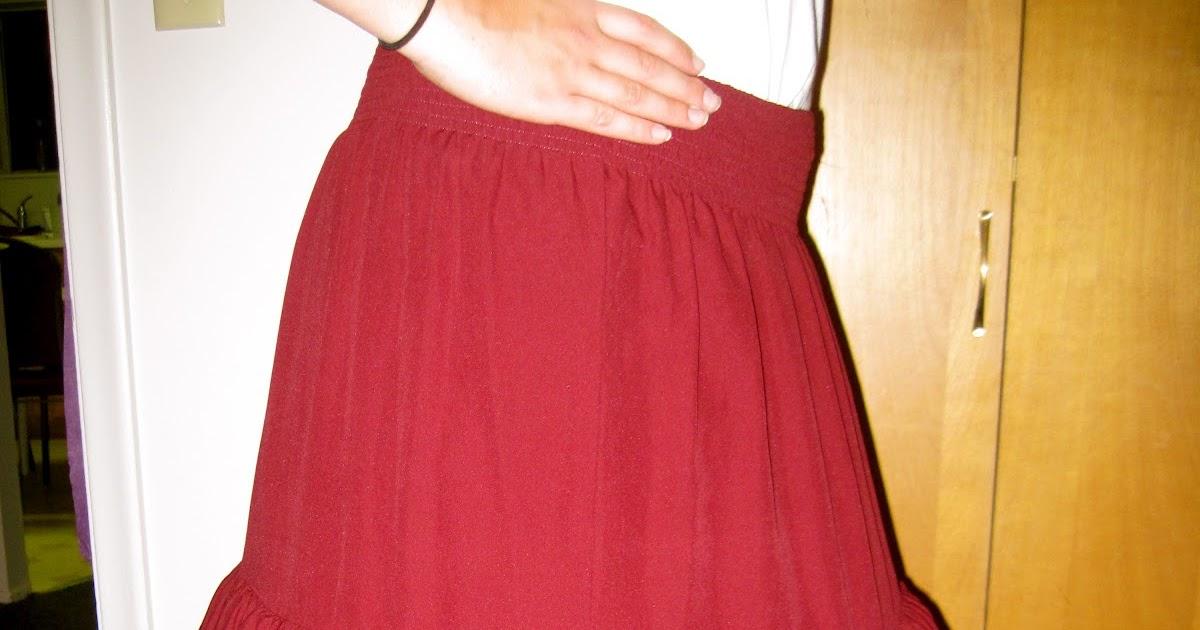 Halloween for Breakfast: Super Easy DIY Hoop Skirt