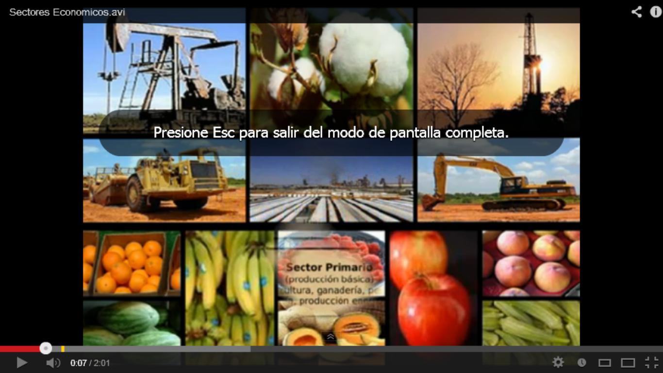 Conocimiento del medio 6º Primaria: 5. Las actividades económicas en ...