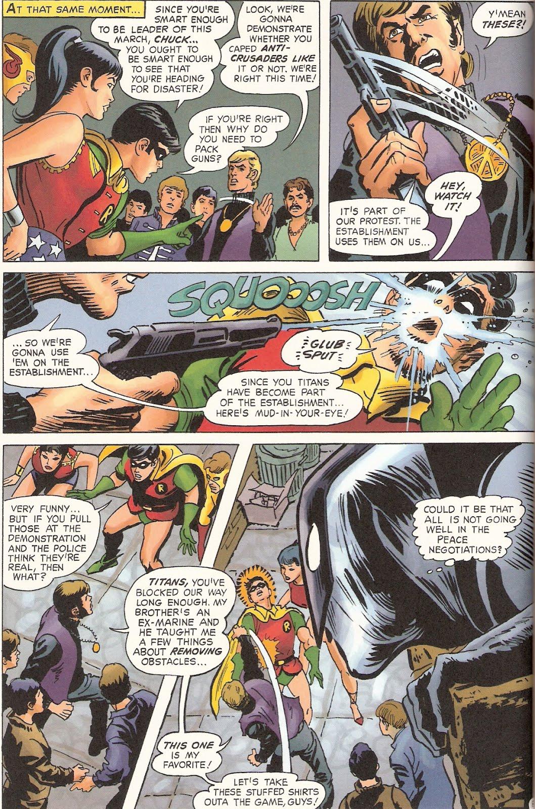TT20 220004 Teen Titans (2003 2011 3rd Series) 1A