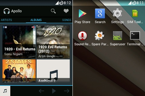 how to make a custom samsung theme android