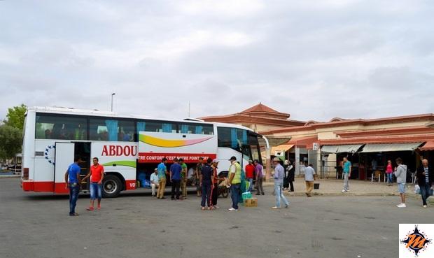 Da Fes a Chefchaouen, viaggio in autobus