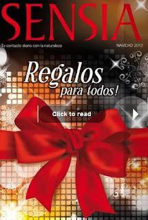 catalogo sensia cosmeticos 12-2012