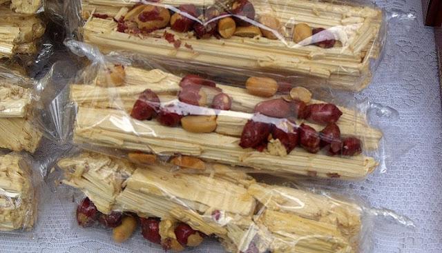 receta de la melcocha postre peruano