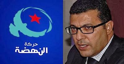 وطني حركة النهضة تدعو العناصر المتطرفة التي تضيع الوقت المجلس rahwi.jpg