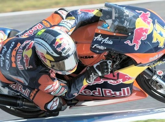 Hasil Balap MotoGP Phillip Island 2012 Juara Kelas Moto3