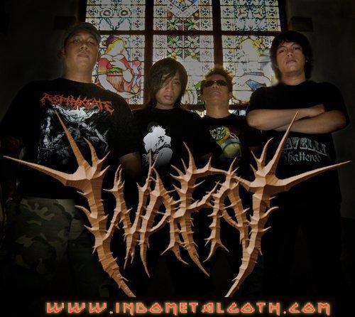 Wafat Death Metal surabaya