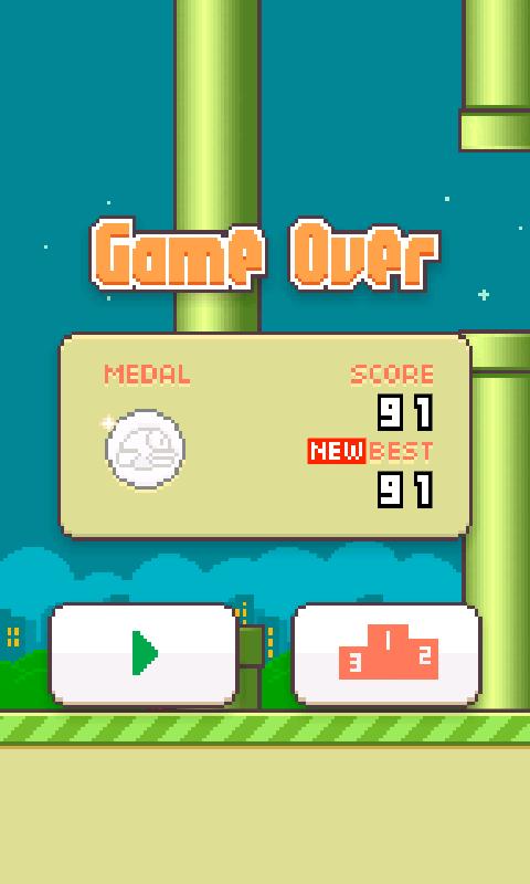 Download Flappy Bird .apk 2014