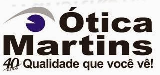 ÓTICA MARTINS - (84) 3281 2174