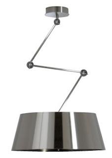 Hotte design style lampe industrielle en Inox par Sirius