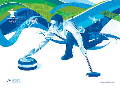 Free Vancouver 2010 Olympic Winter Games PowerPoint Background 25