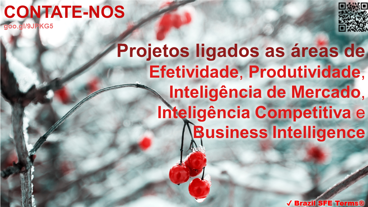 Inteligência de Mercado, Inteligência Competitiva & Business Intelligence