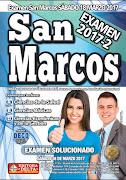 Examen San Marcos 2017-2