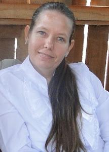 Alice Scherer da Costa - Coordenadora dos Recursos Humanos