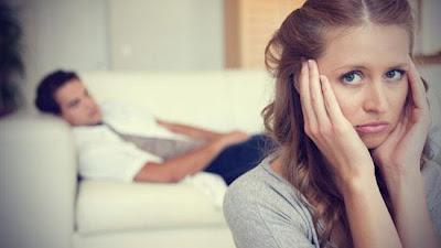 كيف تتعاملين مع الرجل والزوج الغامض - امرأة مضطربة مصدومة غاضبة - angry woman