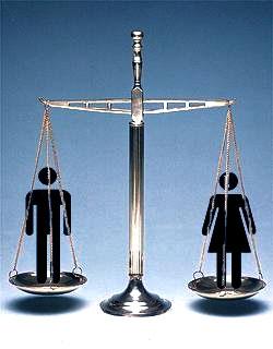 Hombres y mujeres iguales en derechos y deberes