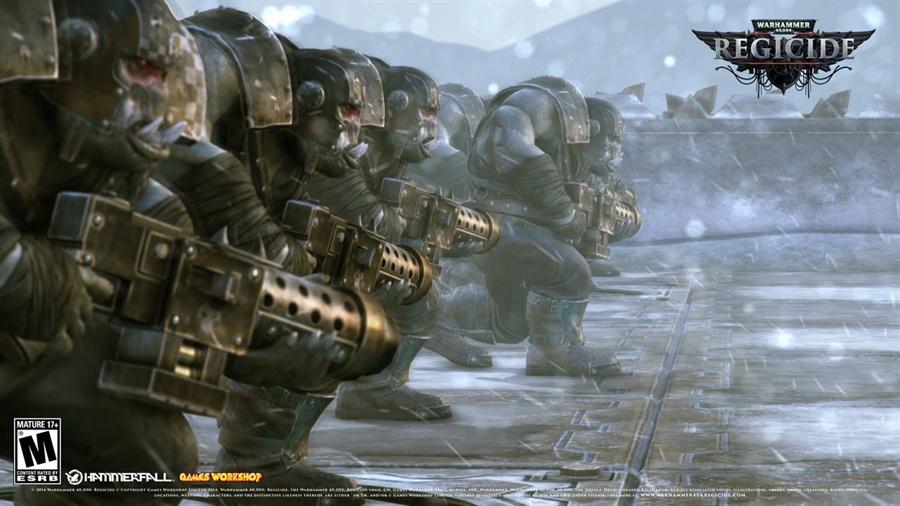Warhammer 40000 Regicide Download Poster