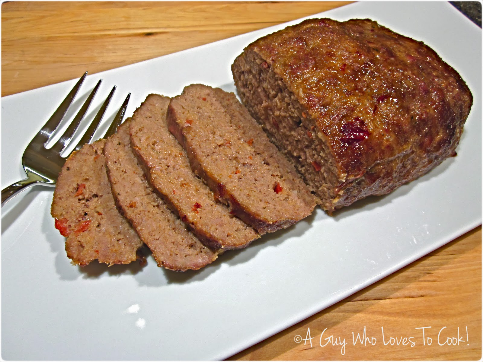 Garlicky Garlic Meatloaf