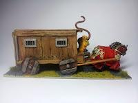 MORDHEIM - CARRO ORCO 4