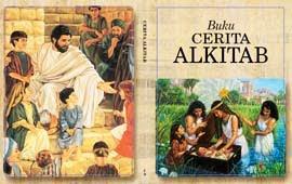 Baru!! Buku Cerita Alkitab