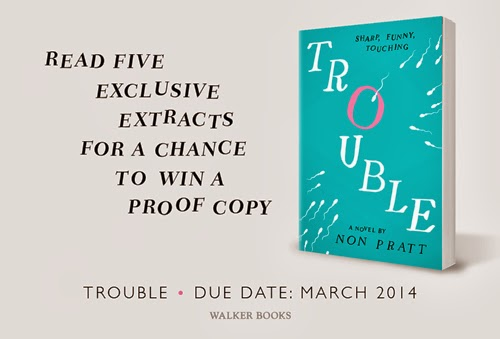 Trouble by Non Pratt