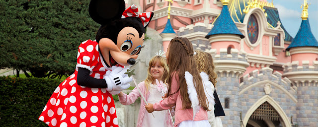 Pases anuales en Disney Familias numerosas