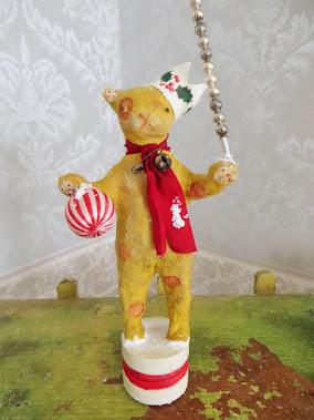 Christmas Cat 2015