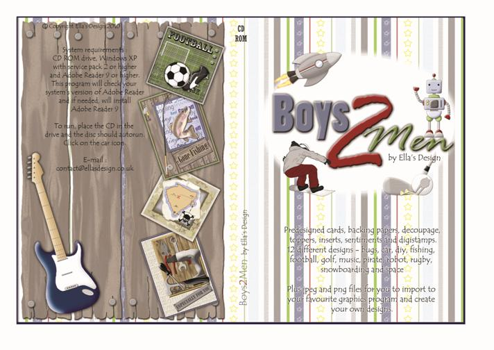 Boys2Men CD-Rom Click to view slideshow