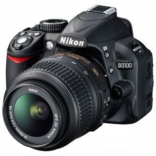 Harga Terbaru Kamera Nikon D3100 2013