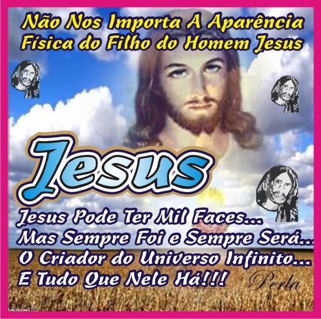 Não Nos Importa A Aparência de Jesus