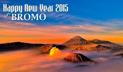 paket wisata bromo sunrise tahun baru 2015