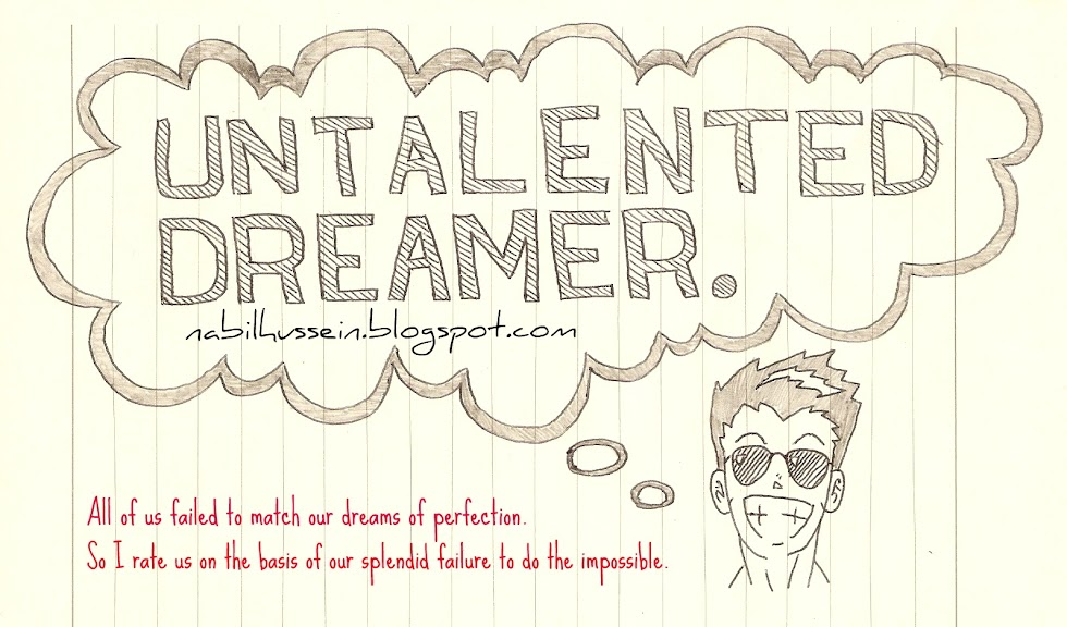Untalented Dreamer