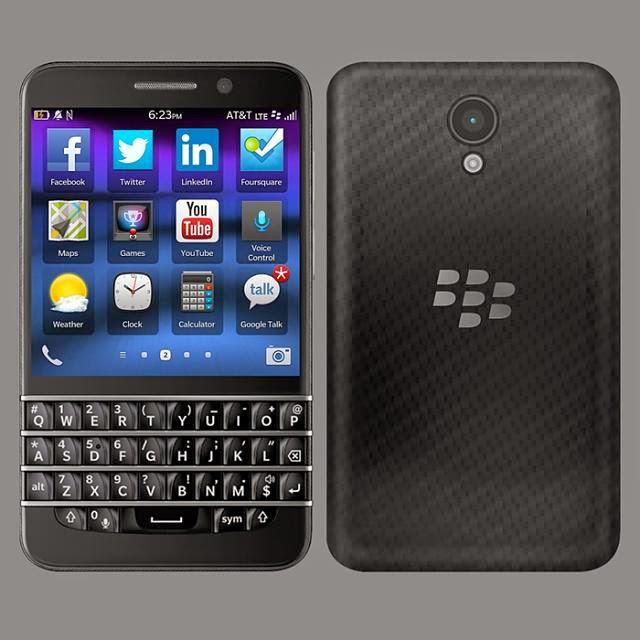 Spesifikasi Dan Harga Blackberry Classic