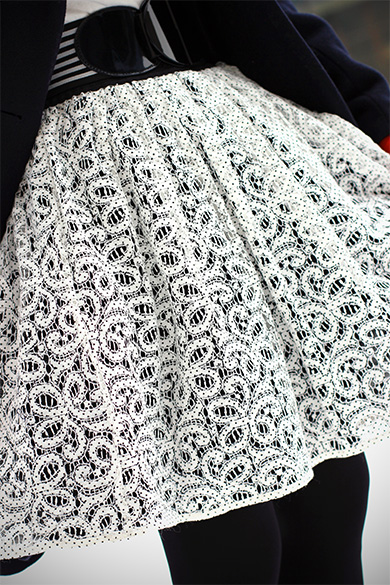 Anthropologie Ninette skirt