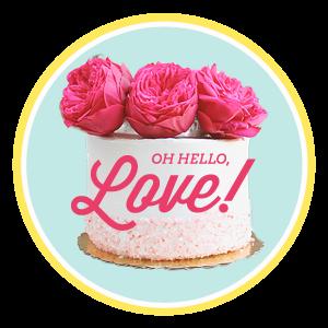 oh hello, love!