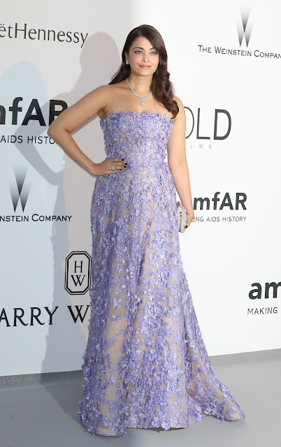 Aishwarya Rai Bachchan Looks Irresistibly Sexy At amfAR's 22nd Cinema Against AIDS Gala At Hotel du Cap-Eden-Roc in Cap d'Antibes