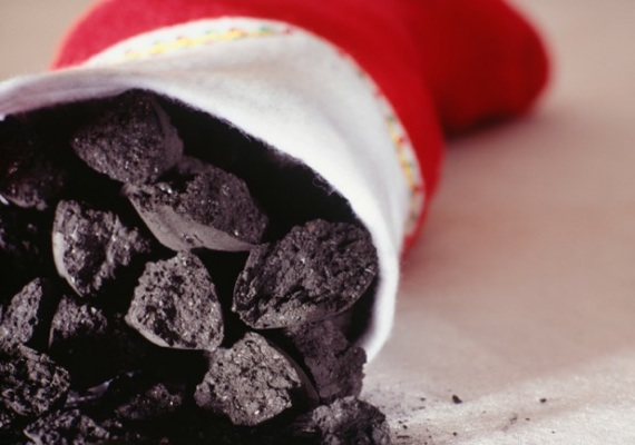 Cooks Family of 5: The Wonderful gift of Coal