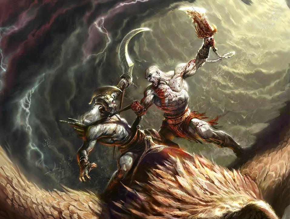 game god of war 3 pc free