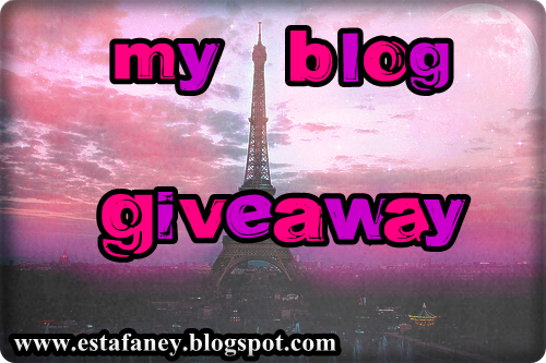 My Blog Giveaway