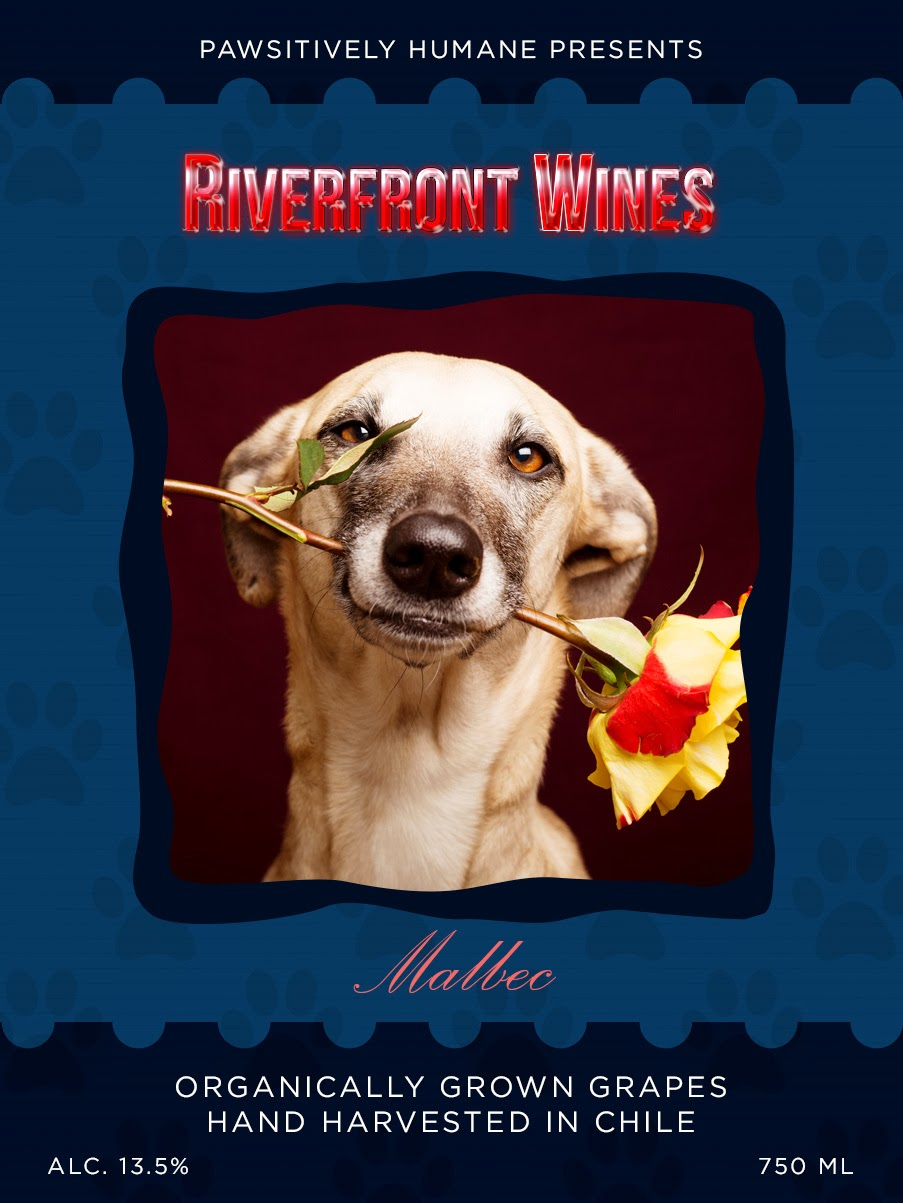 Give Wine & Help Pets!