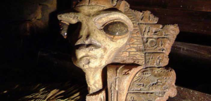 KGB: Επισκέφτηκαν Εξωγήινοι τους Αρχαίους Αιγυπτίους (video)
