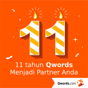 Blog Competition 2016 #Qwords11 Anniversary